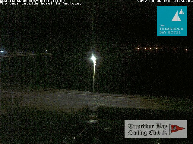 Trearddur Bay Hotel webcam
